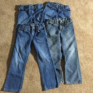 Children's Place Boys size 6 almost new Bootcut